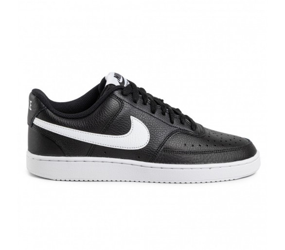Nike Court Vision LO Uomo Black White CD5463 001