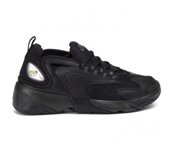 Nike Zoom 2 K Uomo Total Black AO0269-002