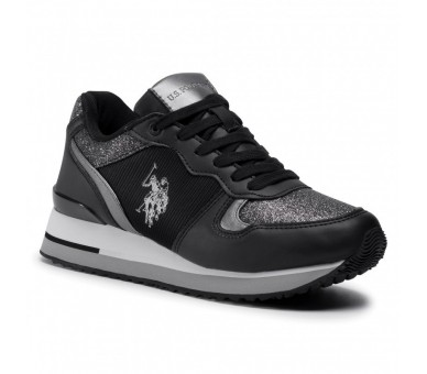 Sneakers U.S. POLO ASSN. DONNA Tuzla3 FEY4228S8/Y2 Blk