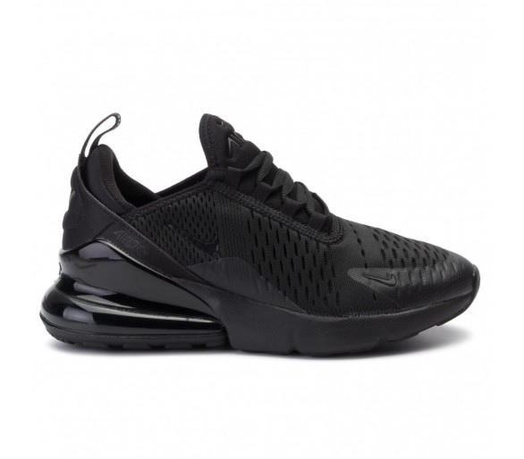 Nike Air Max 270 GS Donna / Ragazzo BQ5776-001 Black/Black