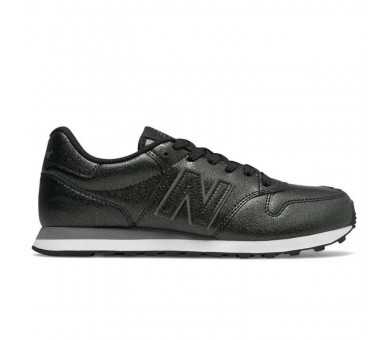 New Balance Donna Black Glitter GW500MTK Nero