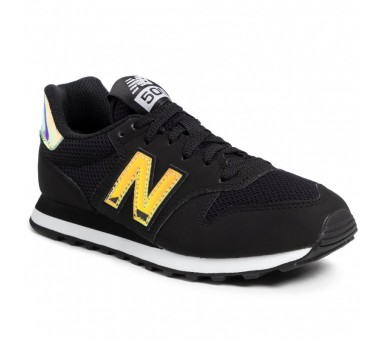 New Balance Donna Black Hologram GW500HGW Nero