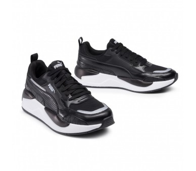 Puma X-Ray 2 Square Uomo Black/Black/White 373108-08