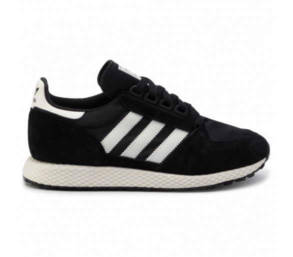 Adidas Forest Grove Uomo Black/White EE5834 Nero