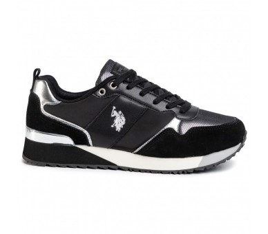 Sneakers U.S. POLO ASSN. Donna Tabitha4 FRIDA4103W8/NS1 Blk
